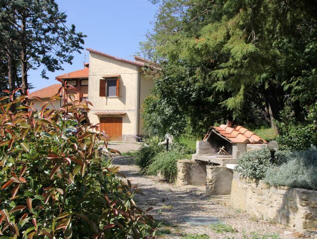 Villa con piscina in campagna  - Subbiano - Ev
