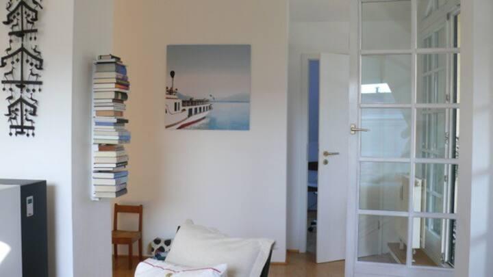 2 Zimmer Loft Wohnung