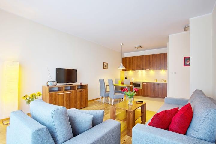 Cztery Pory Roku Apartament 21 dla 4 osób