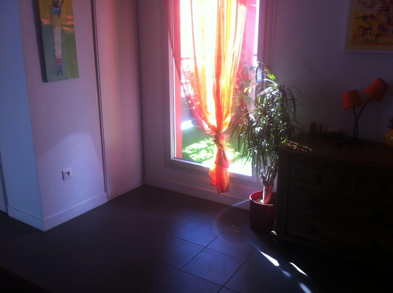 votre chambre avec vue terrasse privative