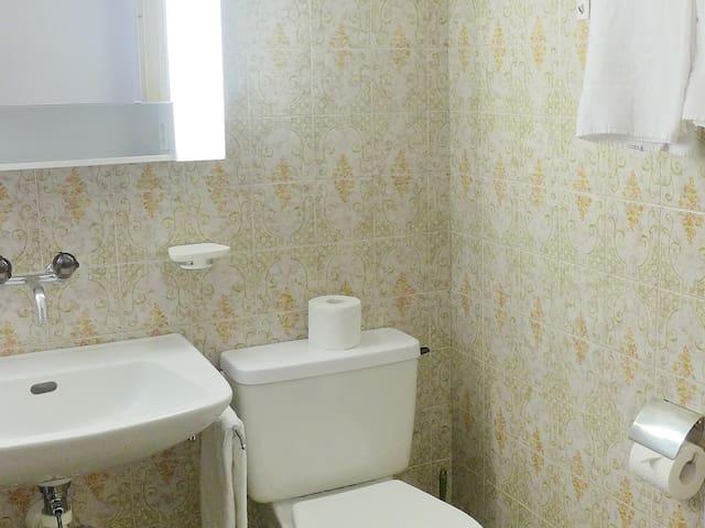 2-Zimmer-Wohnung für 2 Personen in St. Moritz - St. Moritz - Leilighet