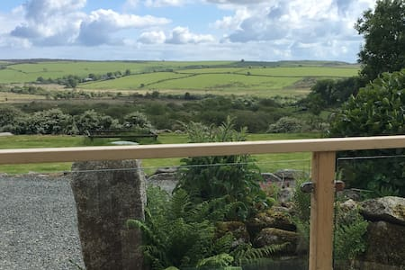 Skyber Barn, a rural retreat on Bodmin Moor