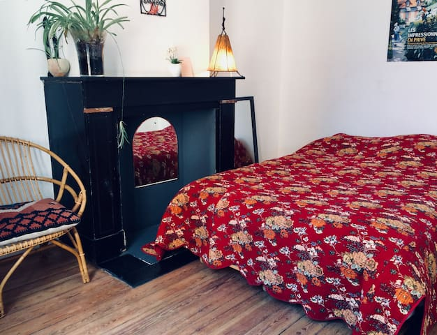 Double room (European neighbourhood)