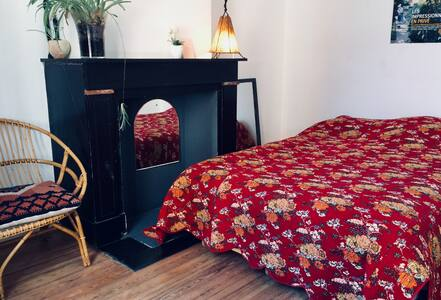 Double room (European neighbourhood)