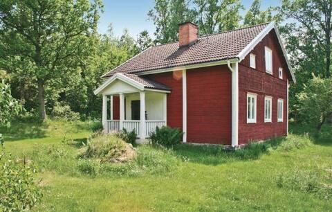 Coachman´s cottage at Målilla Älgpark!