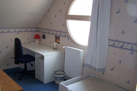Chambre 1  dans maison moderne - Dijon