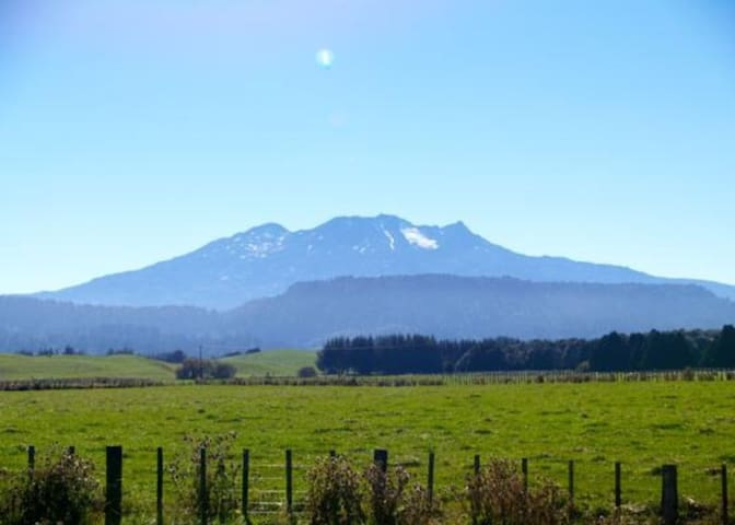 Spacious Country Classic in Ohakune