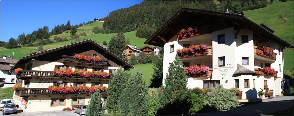 Gäste Appartementhaus *** - St. Jakob - Huis
