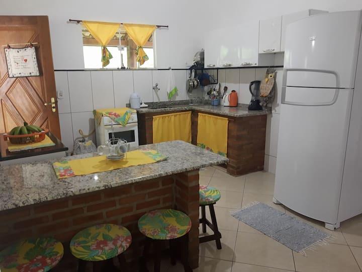 Chácara Cantinho do Sossego - Barra do Sana