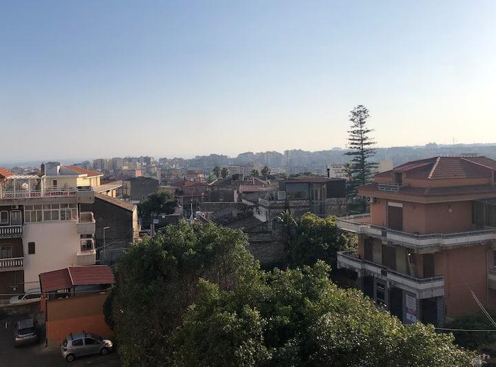 Bivani Panoramico Metropolitana Cibali Policlinico