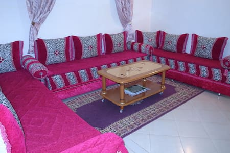 Moroccan Convivial Apartment - Rabat - Apartment
