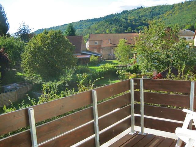Modern und komfortabel - 2 Balkone!