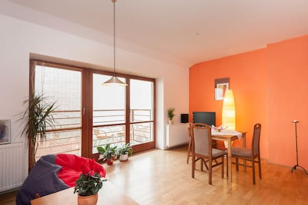 Apartment with a beautiful view - Praga