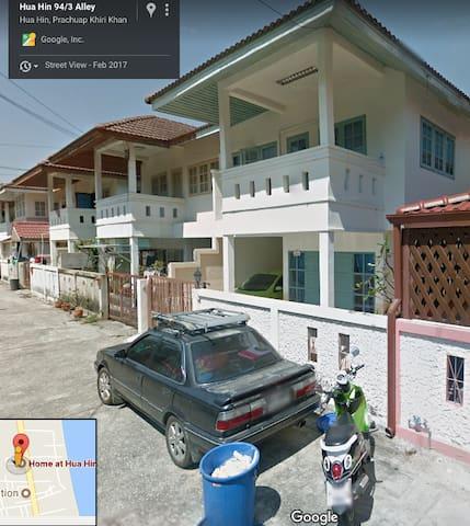 1 room on 2 floor home on soi 94/3