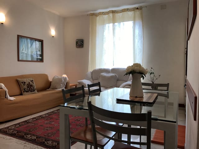 3 ROOMS freeWIFI comfortable for sea and shops