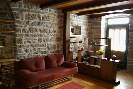 Authentic stone house with lovely views ! - Brela