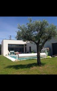 Maison d architecte très récente - Alixan - Villa