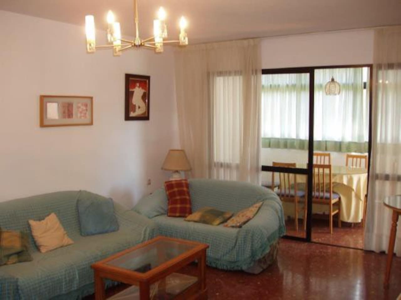 Ideal 4 rooms flat with terrace