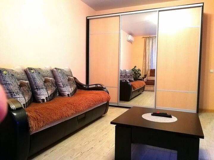 Сдам уютную 2х комнатную квартиру!!!