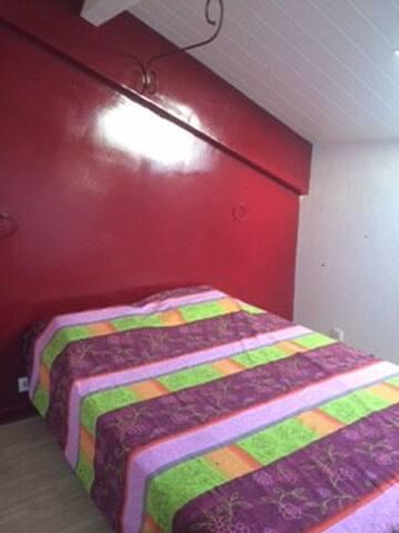 Chambre 1er - 2ème