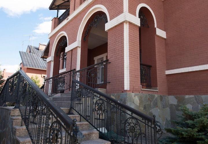 Grand Villa Deluxe 55 кВ.м