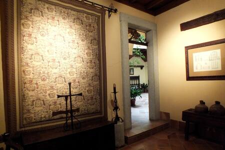 Atico/apartamento Toledo histórico - Lägenhet