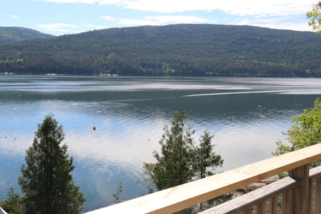 Views of Somes Sound