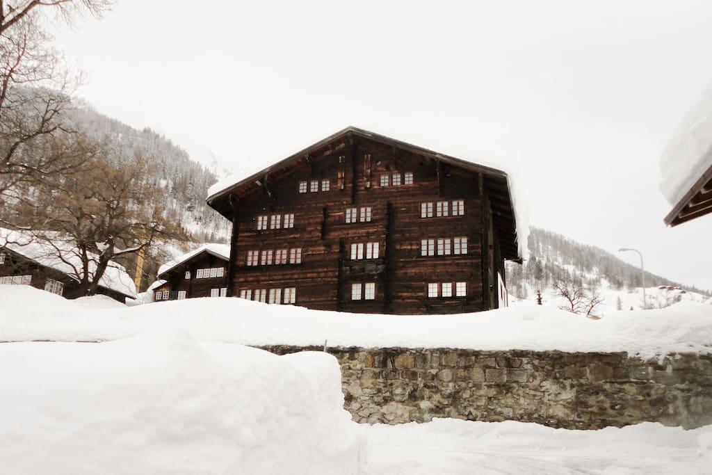 Chalet - Taffinerhaus
