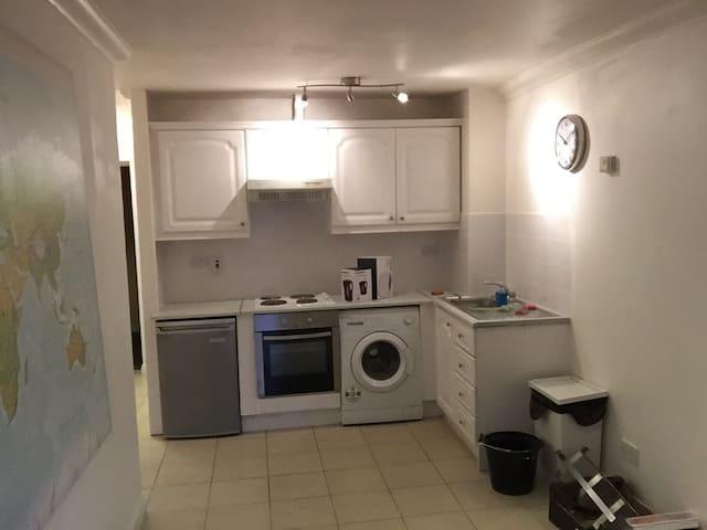Snug apt Dublin city sleeps 4 - Dublin - Appartement
