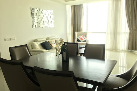 Prestigious & Spacious 3BR APT in South Jakarta