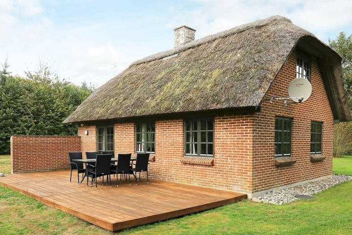 Magnificent Holiday Home in Jutland with Sauna