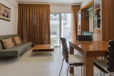 PRL3 One BR flat in quiet area - Agios Athanasios