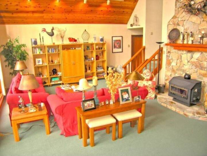 Mountain Home in Wintergreen