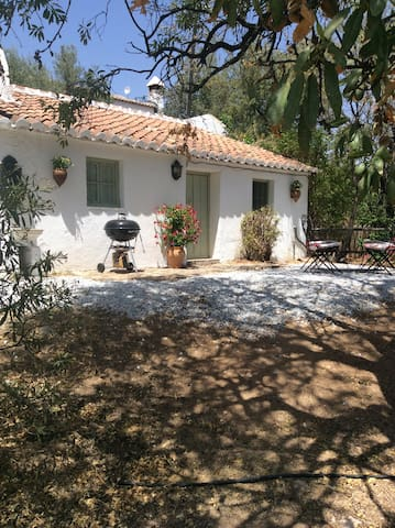 Beautiful casita with large pool in Olive groves