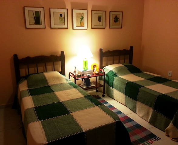 Comfort and warmth in the heights of Cunha (I)