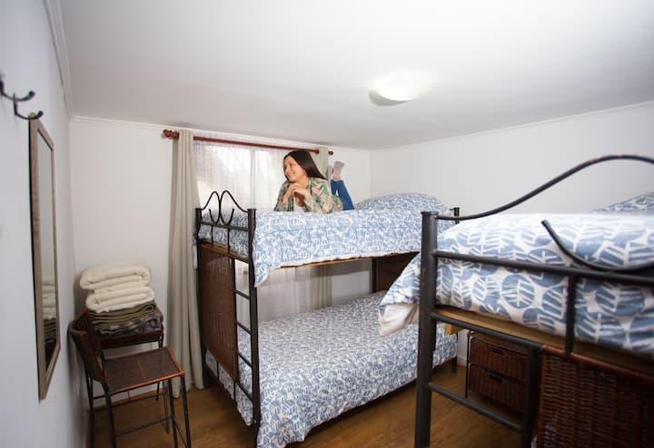 Habitación 4 personas LITERAS