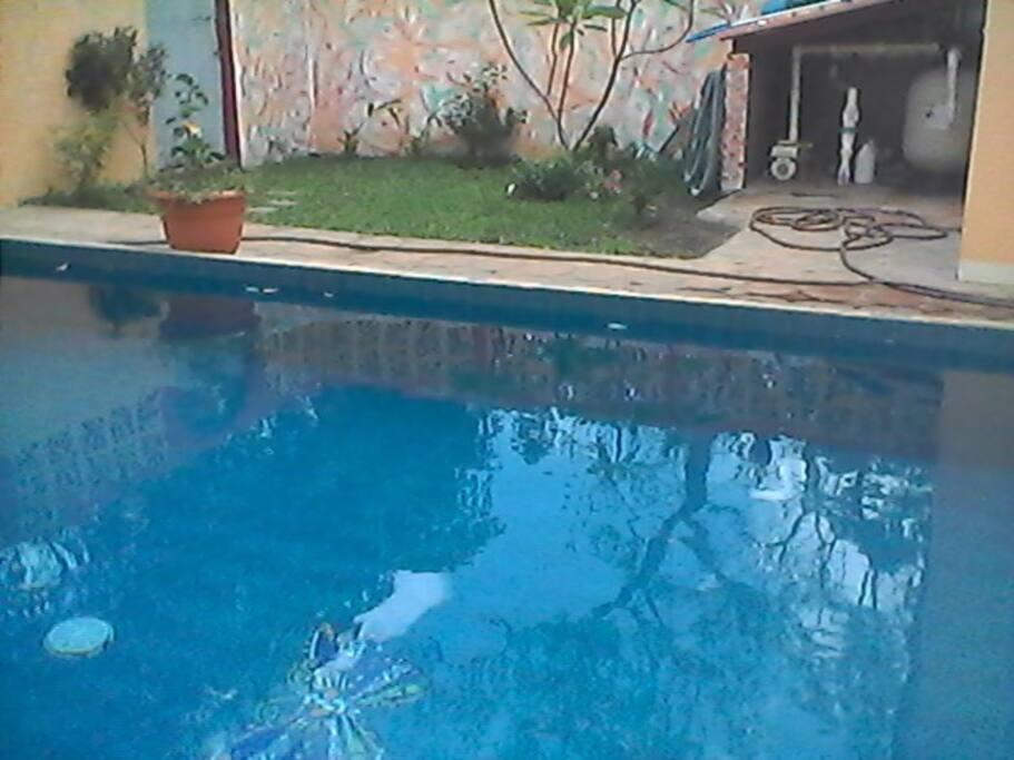 Beautiful Pool with Mariposa