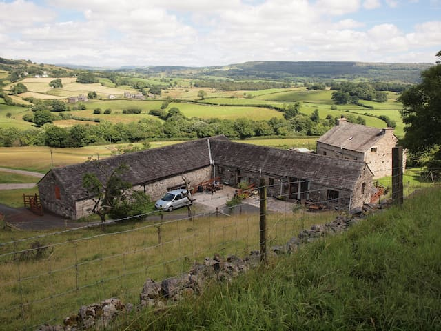 Orchard Barn, cosy, peaceful  barn conversion. - Crosthwaite - Hus