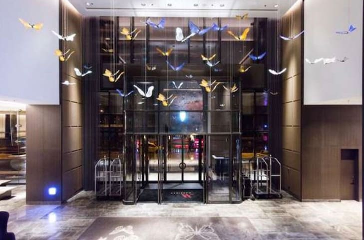 Taipei Marriott Hotel(Brilliant Suite)平假日含早餐行政樓層貴賓
