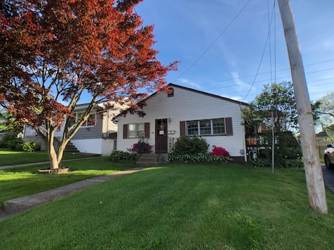 Super Clean Home Near NYC Trains & Jersey Shore