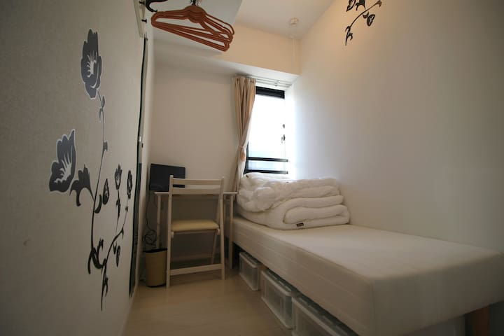 Common Share Kanzawa Hakkei 301 Room 3 - Kanazawa Ward, Yokohama - 公寓