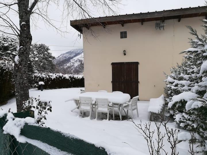 Maison de Charme Au coeur des Alpes
