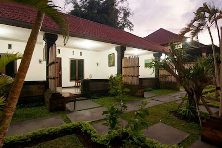 NEW Sayan Rm1, Breakfast,Wifi,Pool, Location - Ubud - Apartment