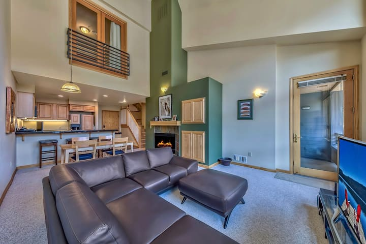 Luxury Two Bedroom at Kirkwood - Perfect Mountain Escape