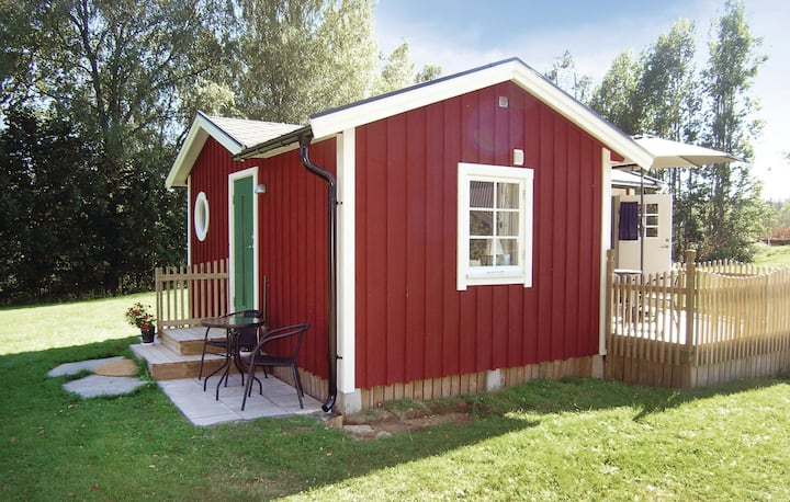 Awesome home in Sjötofta with 1 Bedrooms