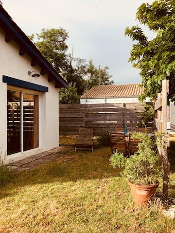 Boyardville OLERON maison à 300 métres de la plage