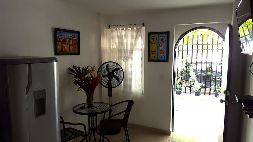 Cosy apartment in Santa Marta # 2