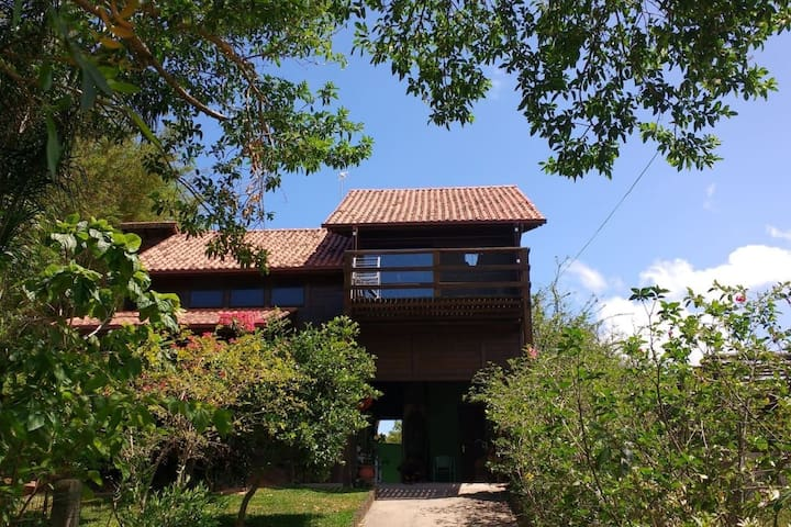 Quarto Casal c/ banheiro -  Lagoa Ibiraquera