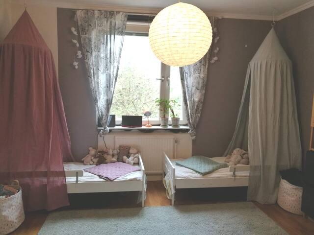 Cozy family apartment near södermalm