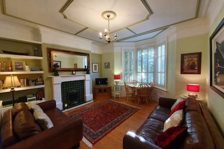 Fabulous, Welcoming, Two Bed, Period Jesmond Home